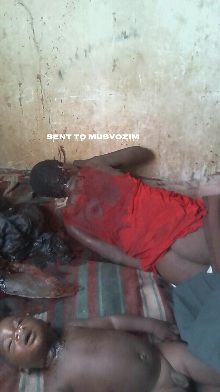 Husband Wife And Step Son Dead Musvo Zimbabwe