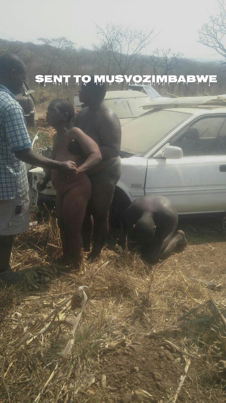 Karoi family seen fighting naked early morning   Musvo