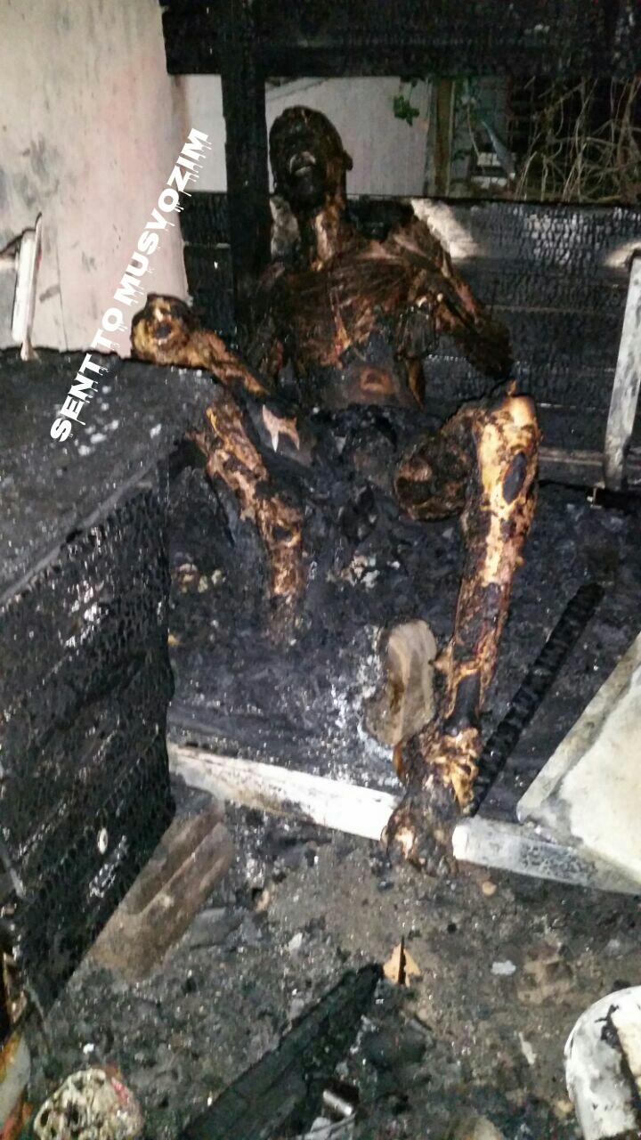 Said To Have Been Burnt Alive In Sa - Musvo Zimbabwe-9990