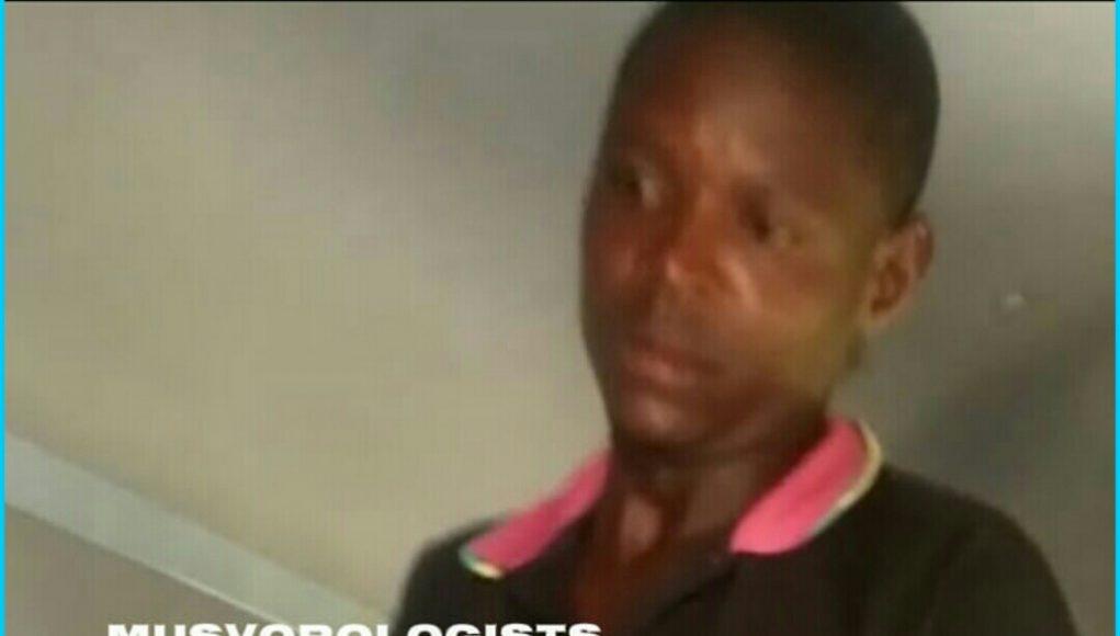 Video : Dhafu Musvorologist at it - Musvo Zimbabwe