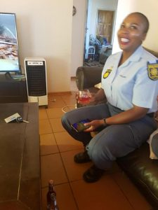 Married SA female cop bribed for sex | Musvo Zimbabwe